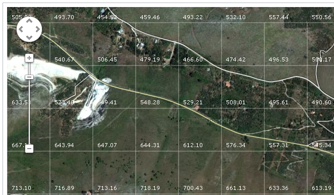 Google MapsGoogle Earth Surveying Irrigation Software - Google earth elevation data